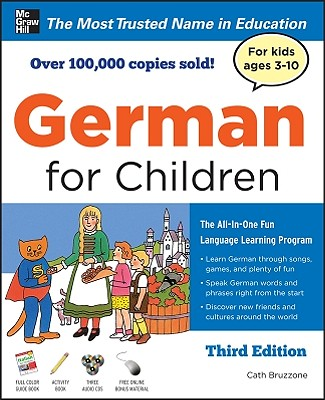 German for Children By Bruzzone, Catherine